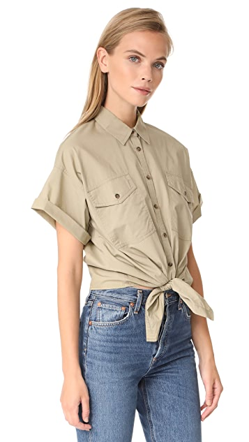 Madewell Safari Shirt
