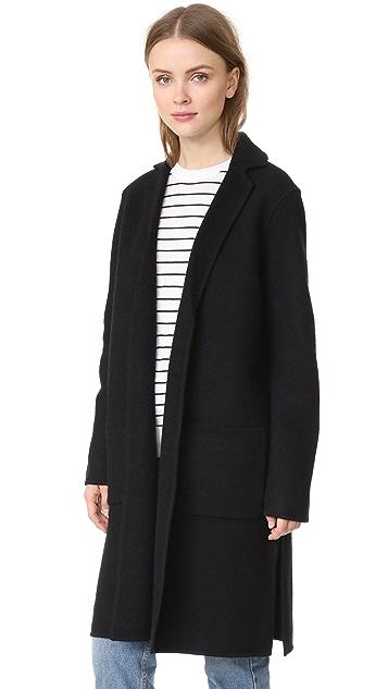 Madewell Camden Sweater Coat