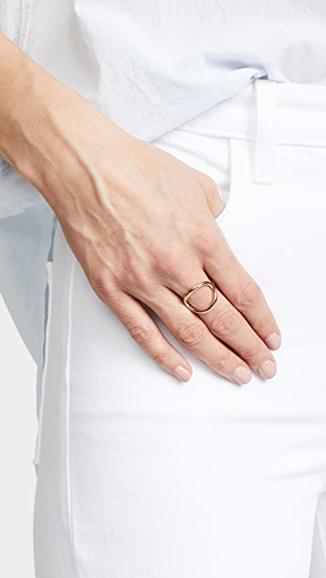 Madewell Open Circle Ring