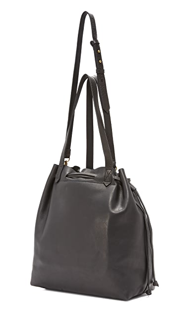 Madewell The Medium Drawstring Transport Tote