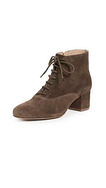 Madewell Macey Lace Up Boots
