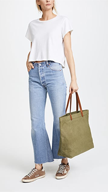 Madewell Heavy Canvas Transport Tote