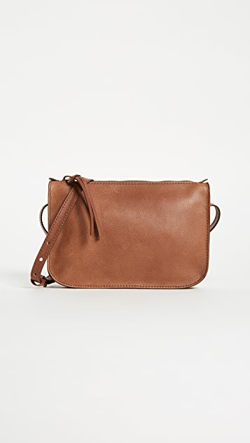 Madewell Simple Pouch Cross Body Bag