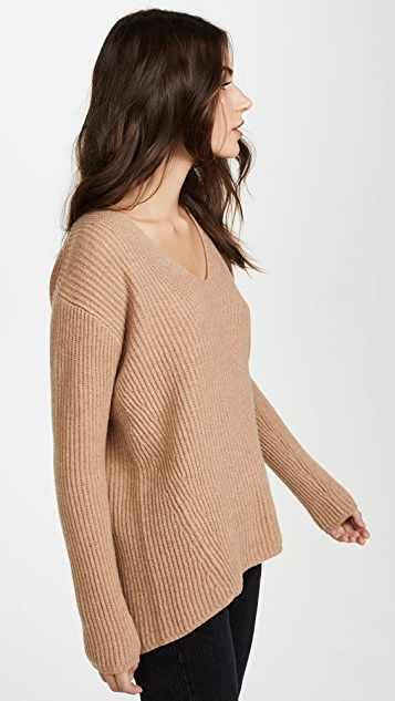 Madewell Woodside Pullover Sweater