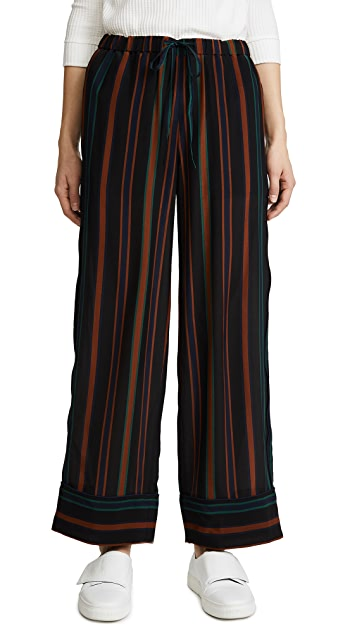 Madewell Pull On Full Length Pants