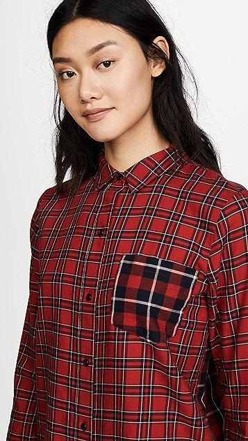 Madewell Classic Ex Boyfriend Shirt