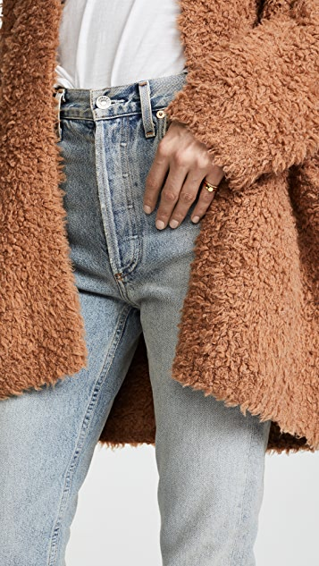 Madewell Pinky Ring Set