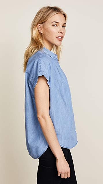 Madewell Central Shirt