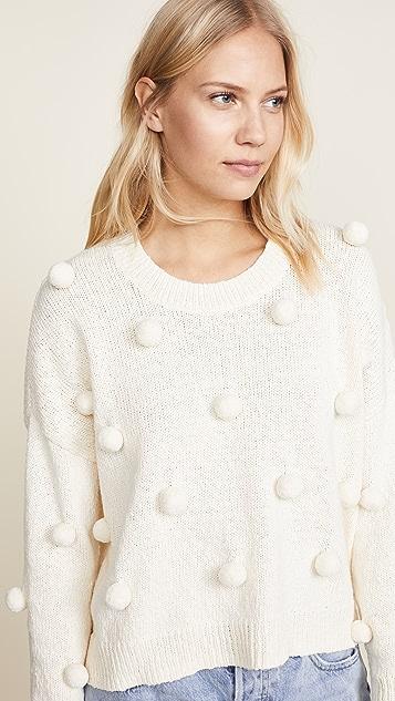 Madewell Pom Pom Pullover
