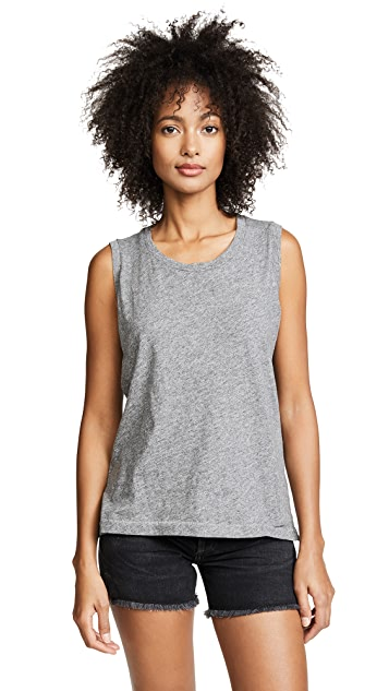 Madewell New Whisper Muscle Tank