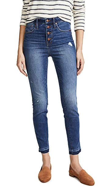 Madewell The Perfect Summer Jeans