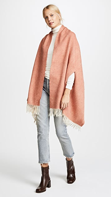 Madewell Solid Cape Scarf