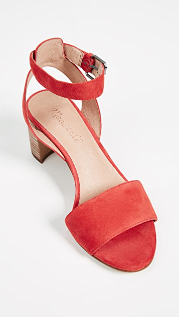 Madewell The Claudia Sandals