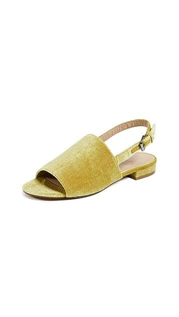 Madewell Harmony Slide Sandals