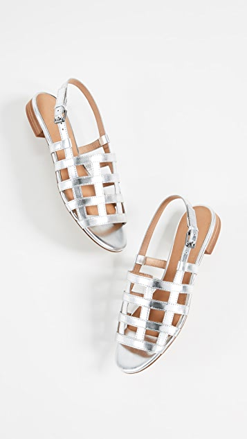 Madewell Holly Cage Sandals