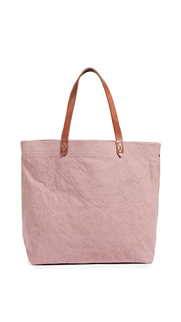 Madewell Canvas Transport Tote