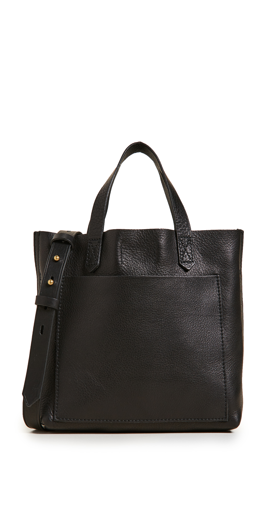 Madewell Mini Pocket Transport Tote