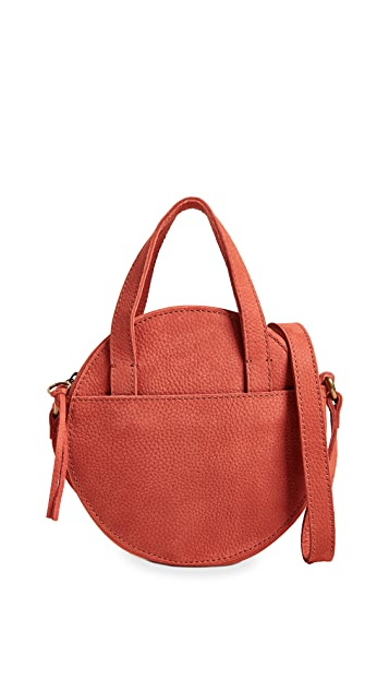 Madewell Mini Circle Cross Body Bag
