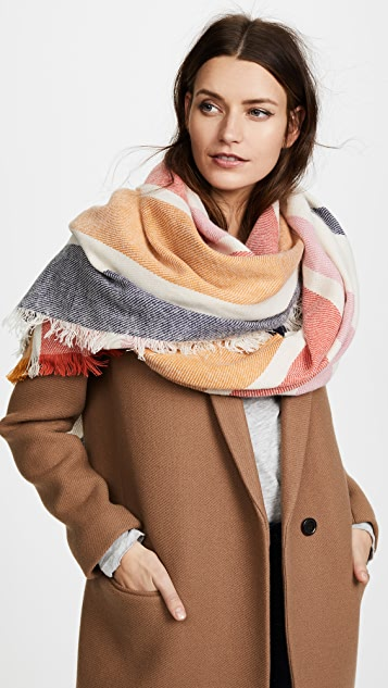 Madewell Amelia Acrylic Blanket Scarf