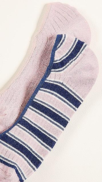 Madewell Delicate Stripe Sock Set