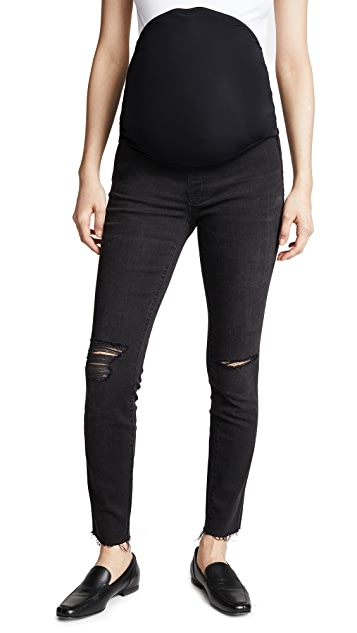 Madewell Maternity Skinny Jeans
