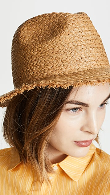 Madewell Raw Edge Fedora
