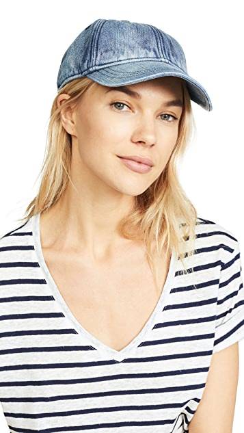 Madewell Denim Baseball Cap