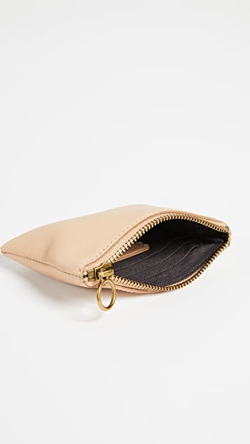 Madewell Leather Pouch Wallet