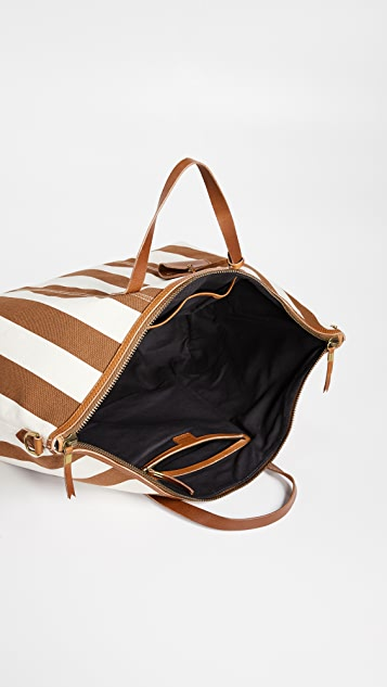 Madewell Transport Weekender Bag