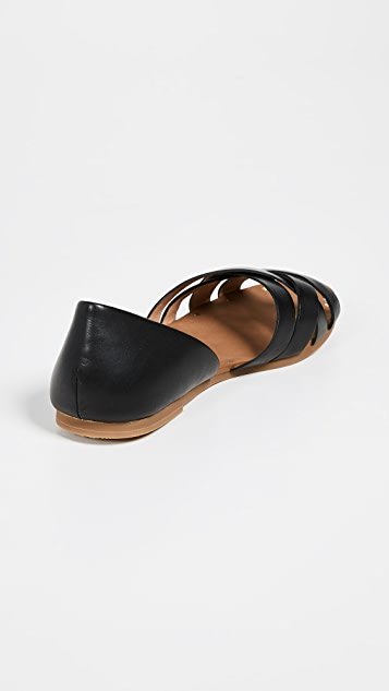 Madewell The Donovan Sandals