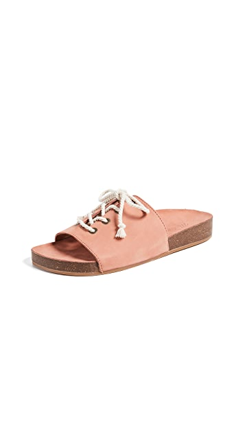 Madewell The Aileen Slide Sandals
