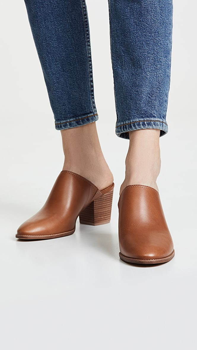 Madewell The Harper Mules | SHOPBOP