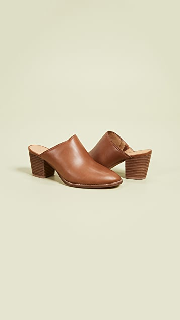 Madewell The Harper Mules