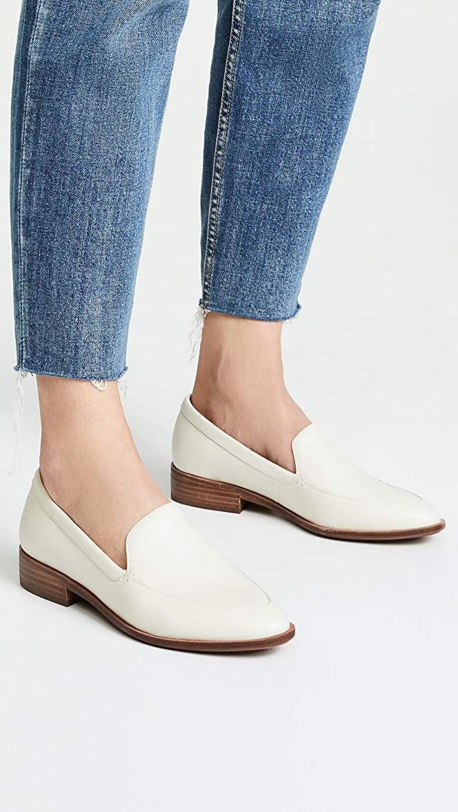 Madewell The Frances Loafers   SHOPBOP