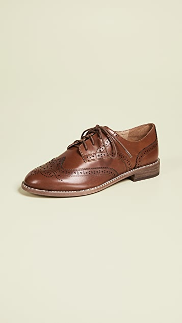 Madewell The Juliette Oxfords