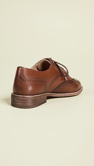 Madewell Ботинки на шнурках Juliette