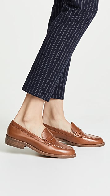 7f79070015b Madewell The Elinor Loafers  Madewell The Elinor Loafers ...