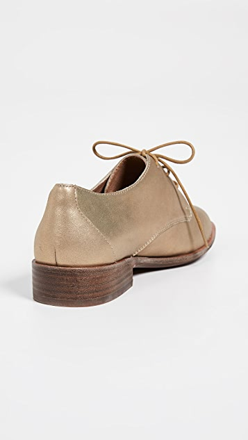 Madewell Pauline Oxfords