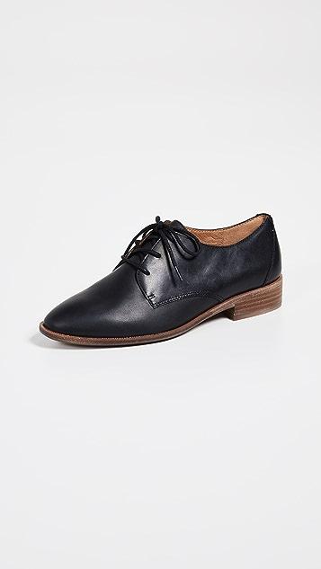 Madewell Pauline 牛津鞋