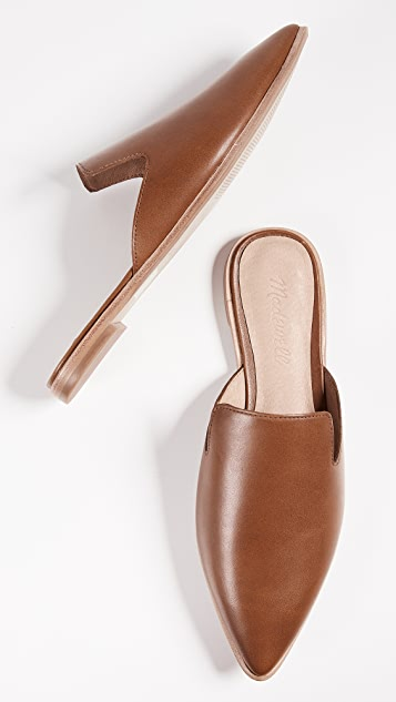 Madewell The Gemma Mules