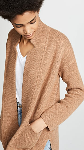 Madewell Hester Sweater Coat