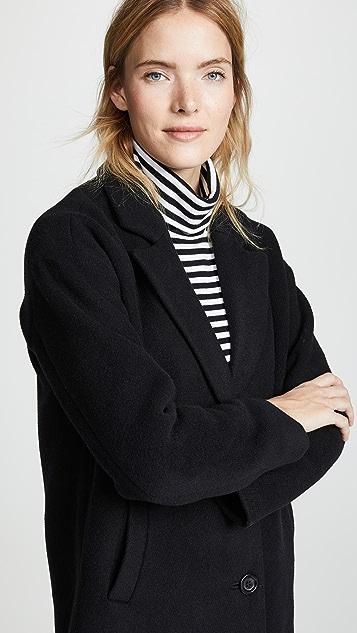 Madewell Длинное пальто-кокон