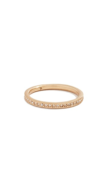 Madewell Mon Petit Pave Ring