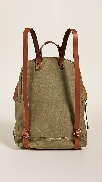 Madewell Классический холщовый рюкзак