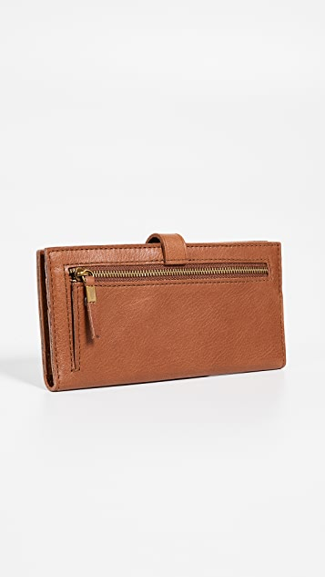 Madewell New Post Wallet