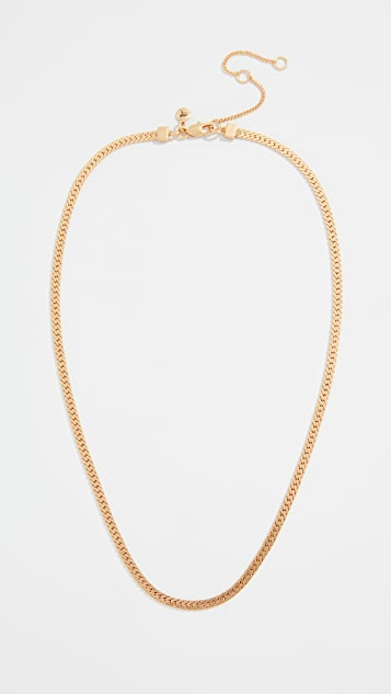 Madewell Georgia Chain Necklace
