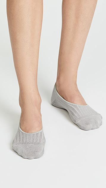 Madewell Ribbed Low Profile Socks 2 Pack