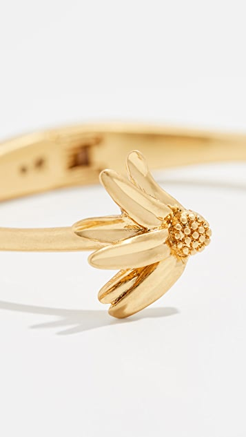 Madewell Petal Drop Hinge Cuff Bracelet