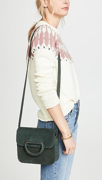 Madewell D-Ring Flap Shoulder Bag