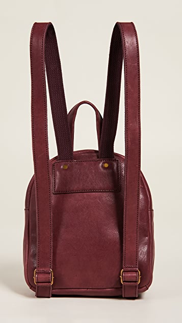 Madewell Mini Lorimer Backpack
